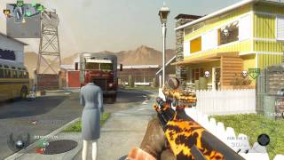 Call of Duty BLACK OPS: NUKE TOWN DOMINATION GAMEPLAY /COMMENTARY