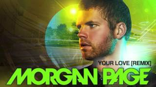 Morgan Page feat. The Outfield - Your Love