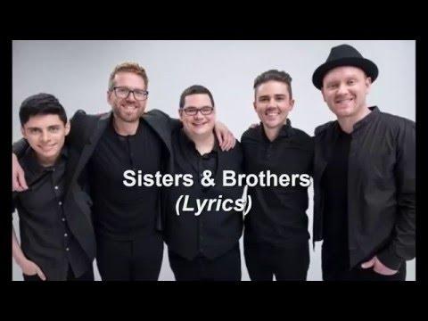 Sidewalk Prophets - Sister & Brothers (Lyrics)