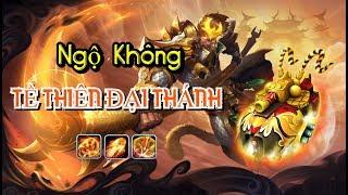 Múa gậy cùng Ngộ Không 6  BangBang Kul VN.Games
