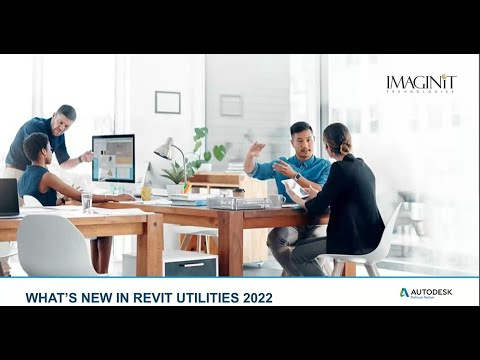 What's New in Utilities for Revit 2022