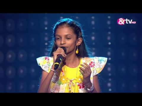 Shreya Sriranga - Blind Audition - Episode 6 - August 07, 2016 - The Voice India Kids