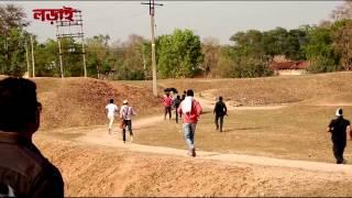 Lorai | Bangla Movie | Funny Shooting Sequence