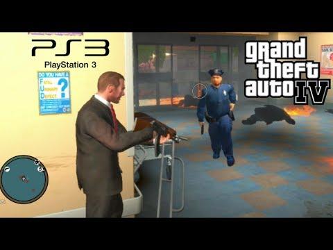 Grand Theft Auto IV (PS3) Free-Roam Gameplay #1 [HD]