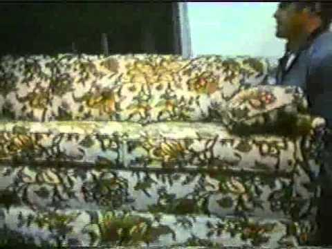 1974 Ads Simmons Hide A Bed Sofa Youtube