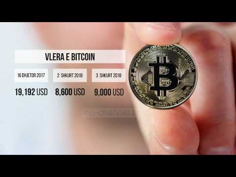 """Bitcoin"" në rënie  - Top Channel Albania - News - Lajme"