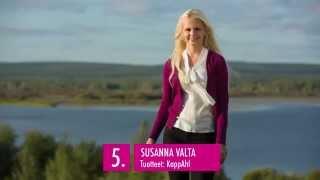 Miss Rovaniemi 2014 –Finalisti 5. Susanna Valta