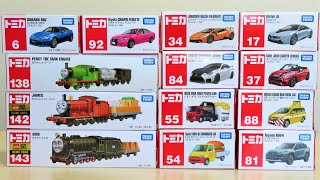 Thomas & Friends TOMICA Take a fun and cool 13 toys out of the box RiChannel