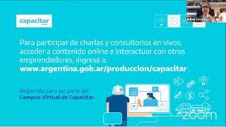 Capacitar Emprendedores: Economía de bajo contacto (low touch)