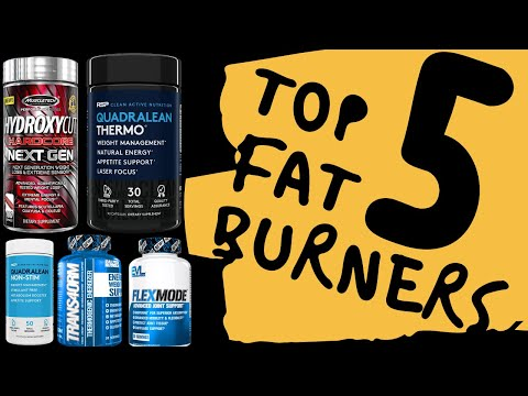 Top five fat burners | Top 5 Fat Burners | Best Fat Burners 2020