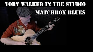 Matchbox Blues - Blind Lemon Jefferson - arranged by Toby Walker