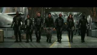 G.I. Joe: The Rise of Cobra Official Movie Trailer #1 HD