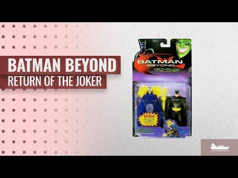 Batman Beyond Return Of The Joker Toys: Batman Beyond Return Of The Joker Gotham Defender Batman
