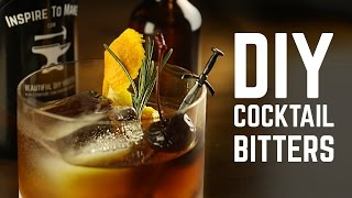 DIY Projects - Cocktail Bitters