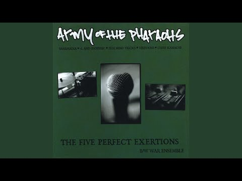 The Five Perfect Exertions