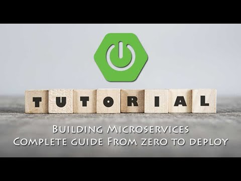 Spring Boot Tutorial   Building Microservices   Complete guide From zero to deploy thumbnail
