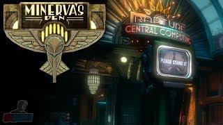 Bioshock 2 Minervas Den Part 2 | Remastered DLC | PC Gameplay Walkthrough | Game Let