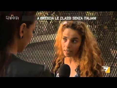 A Brescia le classi senza italiani