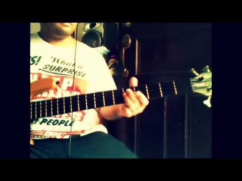 Aris Ariwatan - Lamunan Terhenti Bass Cover (blaquetangledhart)