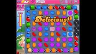 Candy Crush Saga Level 561 - 3*** No Boosters.