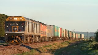 Northern South Australian Rail Action - 24th July 2008