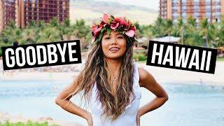 Hawaii Vlog Day 8: LAST DAY IN HAWAII || FarinaVlogs