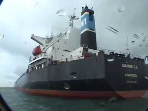 Underwater inspection - M/V IOANNIS FK (After cleaning)