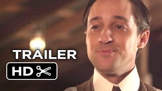 Walt Before Mickey Official Trailer 1 (2014) - Jon Heder, David Henrie Movie HD