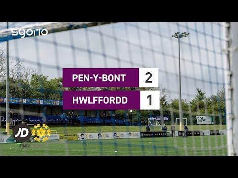 Penybont Haverfordwest Goals And Highlights