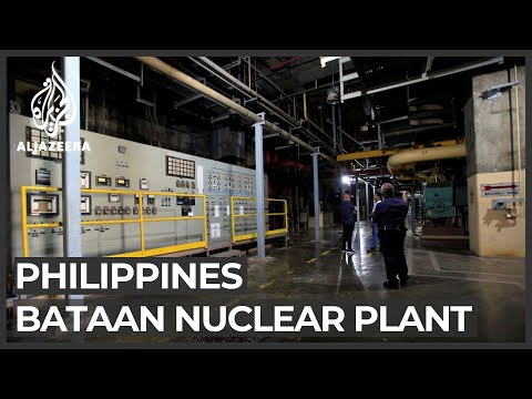 The Philippines considers reviving nuclear plant to meet ene