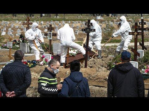 44 смерти в Таджикистане, заражение медиков в Молдове. Коронавирус в СНГ