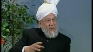 Liqa Ma'al Arab 19th November 1996 Question/Answer English/Arabic Islam Ahmadiyya