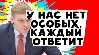 Первый губернатор не идущий на компромиссы / Валентин Коновалов строит Хакасских чиновников