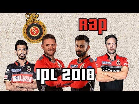 Rap - Royal Challengers Bangalore   IPL 2018   Virat Kohli   AB de Villiers