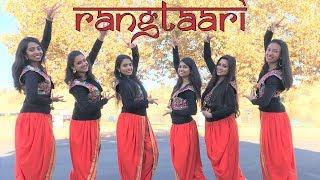 Rangtaari | Navratri Dance Cover | Loveyatri | Yo Yo Honey Singh | Garba | Aayush Sharma