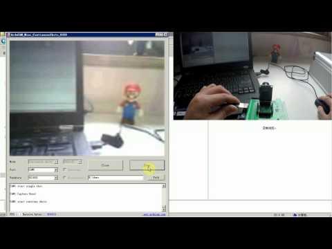 ArduCAM Mini Demo