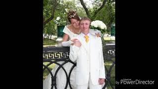 С годовщиной нашей свадьбы 10 лет!