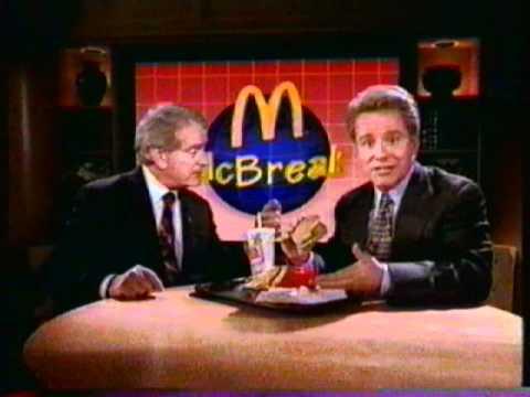 Phil Hartman for McDonald