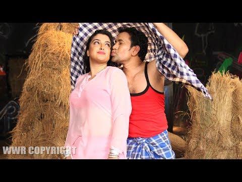 Dinesh Lal Yadav & Aamarapali Dubey | sensual scene...