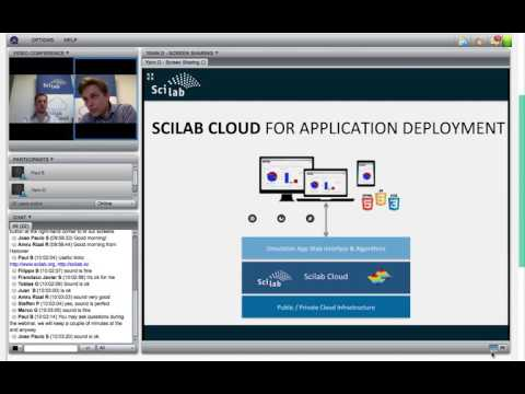 Webinar: Application Development with Scilab - YouTube
