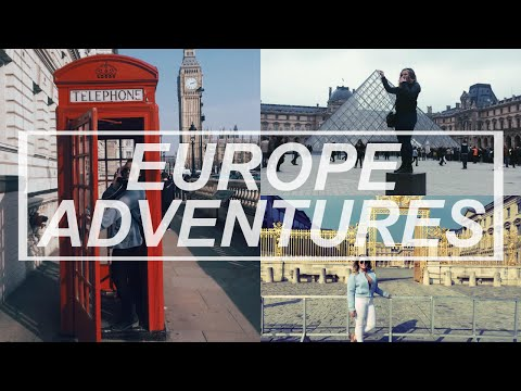 I WENT TO EUROPE!!!   Paris & London Travel Diary