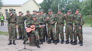 Песня про военную кафедру СГТУ
