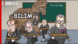 Kırmızı Asa 2 : Bilimin İçindeki Din ve Özgür Akıl | Osman Bulut
