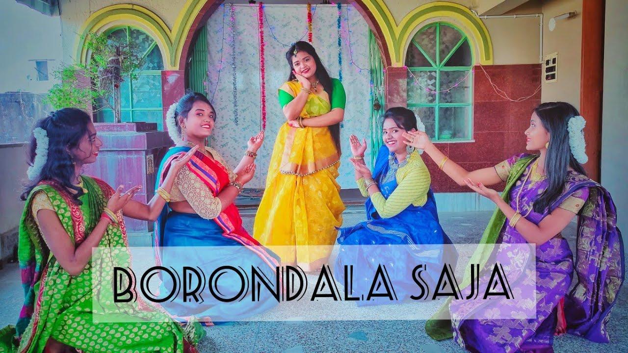 Download Borondala Saja || Wedding Sangeet Dance || Anamika Kundu Choreography || Ft. Dancing_Souls