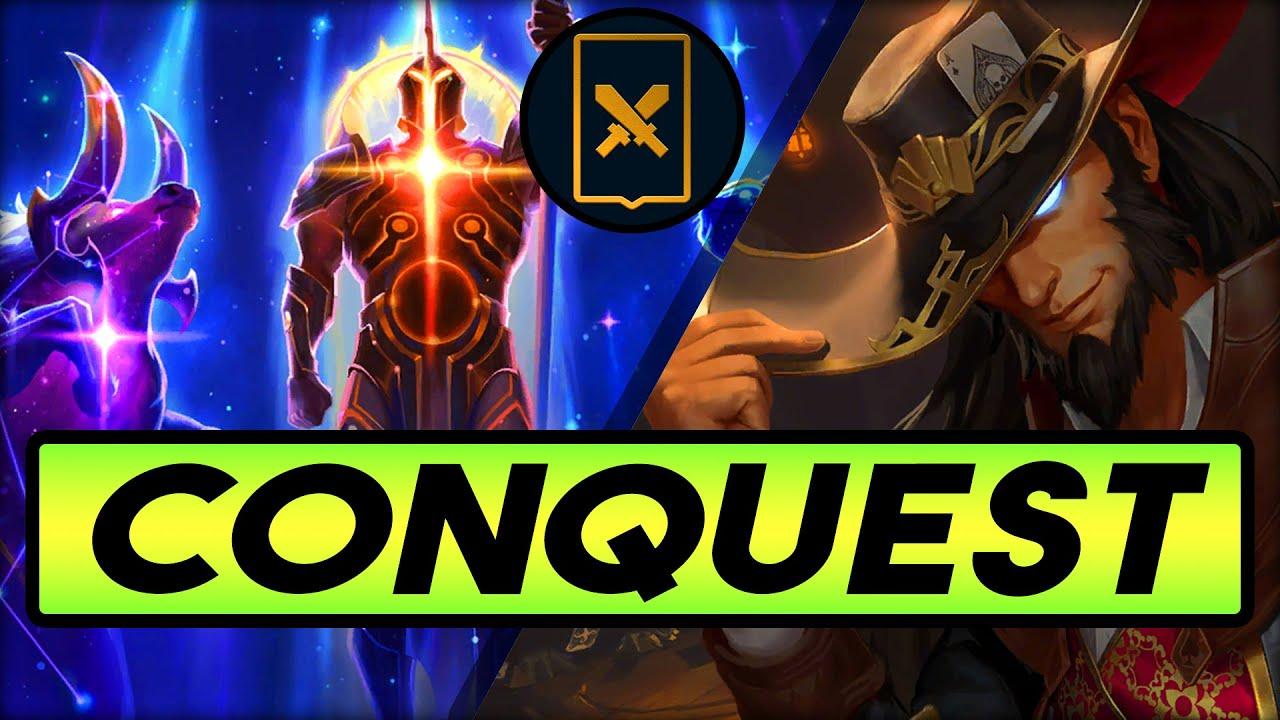 Conquest Tournament! Ascent of Targon Invitational