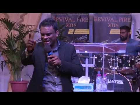 Revival Fire 2015   Day 3    LIve Qatar With Eva  Gersson Edinbarro, Word Of God Church , Doha Qatar
