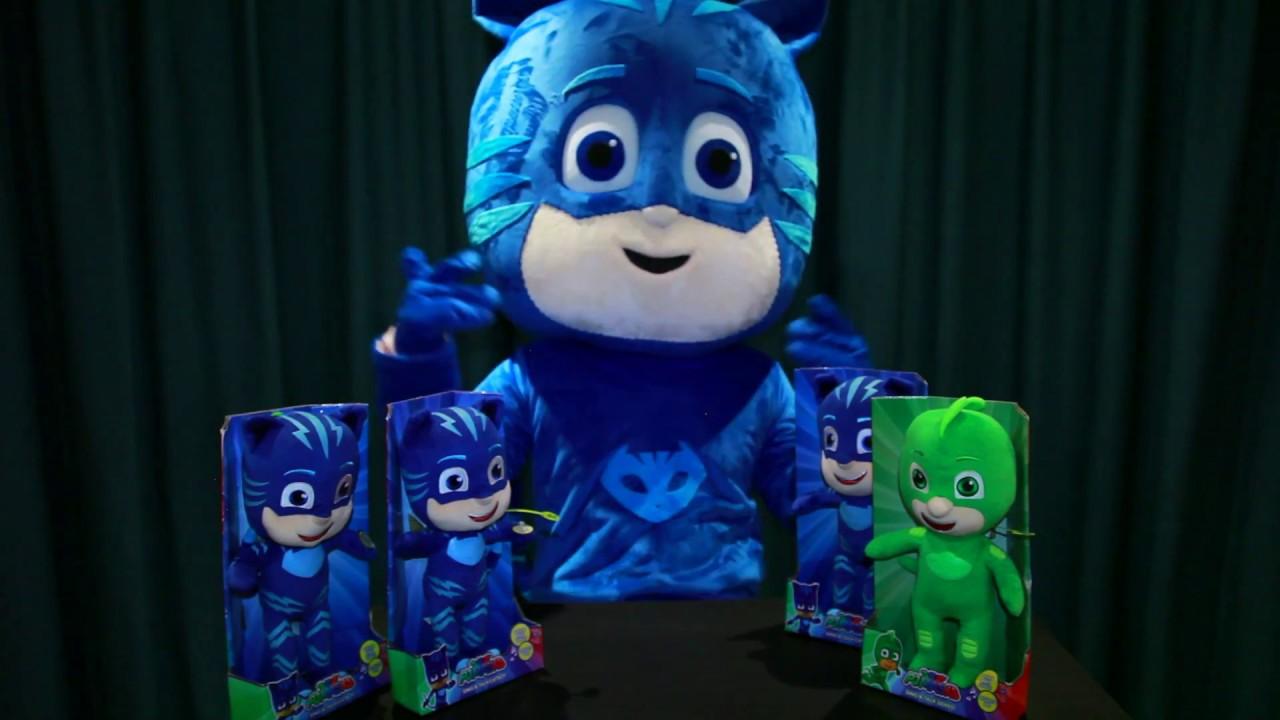 Герои в масках мягкие игрушки