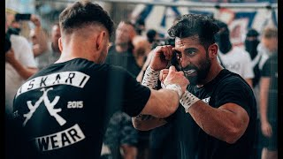 FIGHT CLUB: King of the Streets: 42 Salar vs Giuseppe (Presented by Hype Crew)
