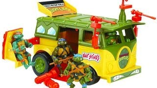 Old Toys from the Attic Ninja Turtles and more....