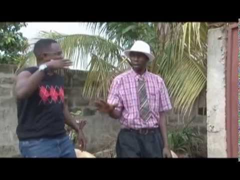 "Sierra Leone Comedy-SARA ""The Blind Beggar"""